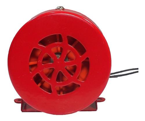 sirene para escolas empresas 400 metros + frete grátis 220v