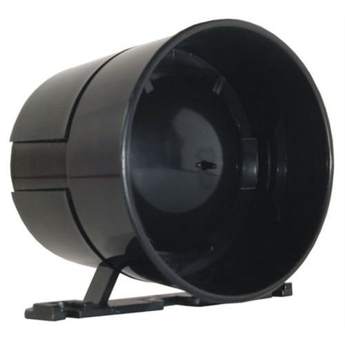 sirene sonora especial para alarme e cerca elétrica 110 db