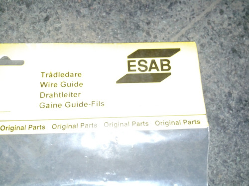 sirga p/torcha esab psf 160-630 wire guide system 2000
