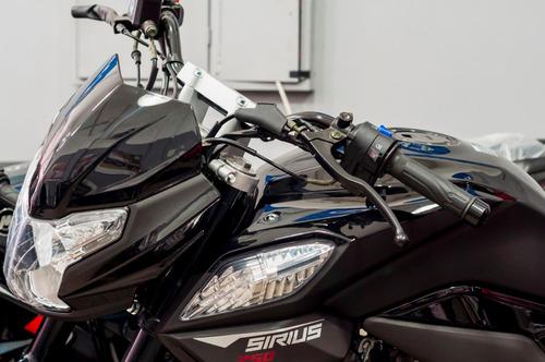sirius 250 - motomel sirius 250cc promo efectivo