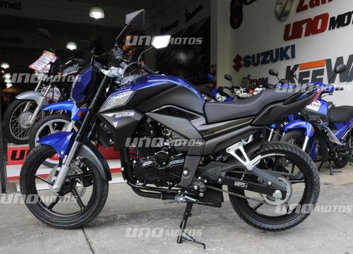 sirius 250cc 0km full full naked