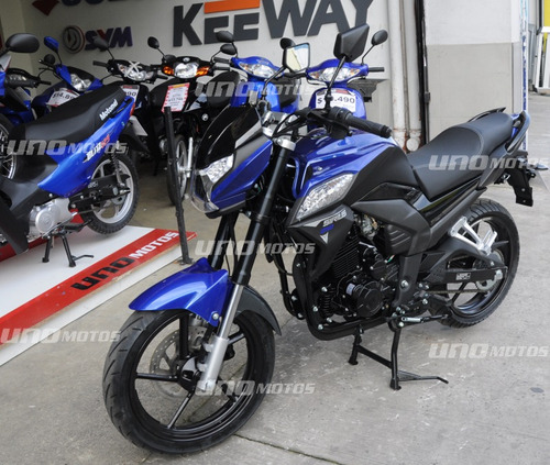 sirius 250cc 0km full naked