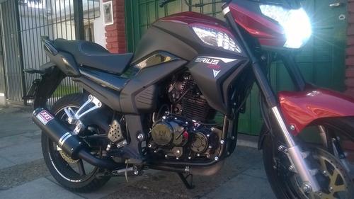 sirius motos motomel