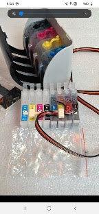 sis tinta epson tx 105 tinta tanque lujo instructivo drenaj