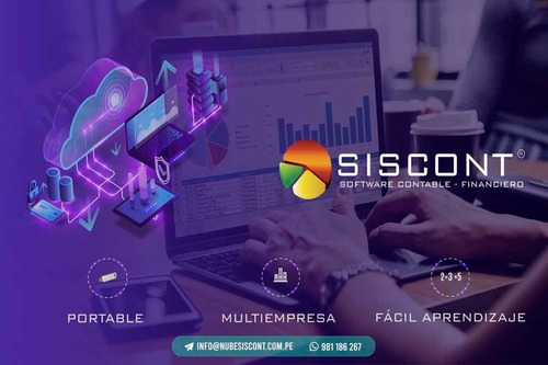 siscont software contable