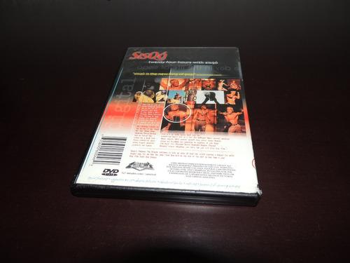 sisqo dvd musica hip hop, rap documental