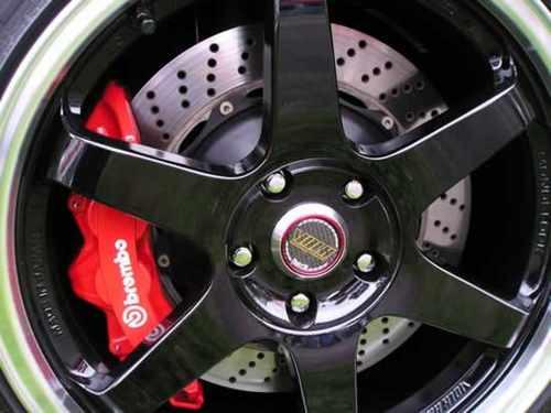 sist de frenado brembo maserati coupe/spyder (4200gt) del.