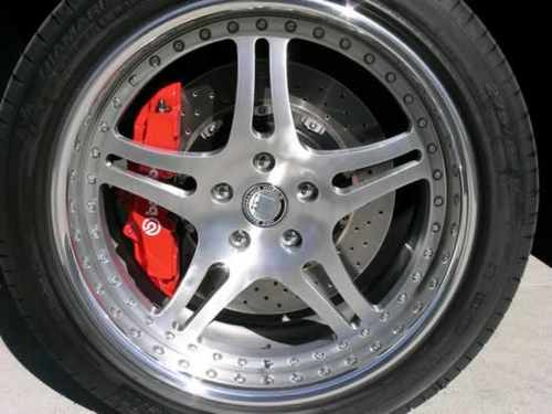 sist.  frenado brembo dodge charger e/v8 engine tras. 2005