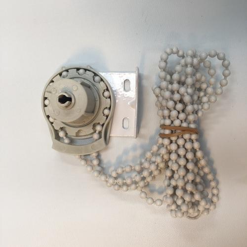 sistema 28/38 mm cortina roller con cadena plástica