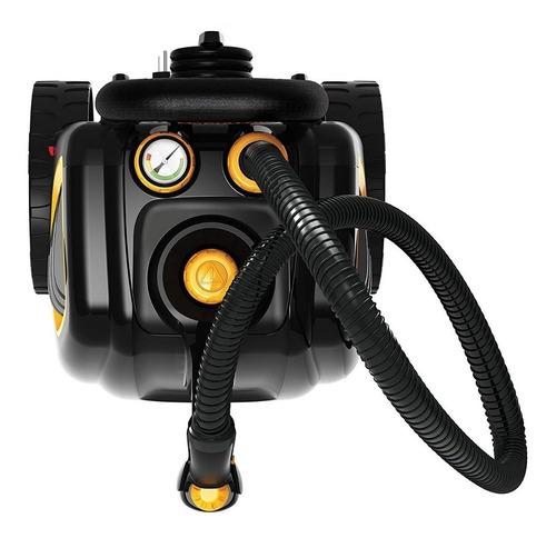 sistema a vapor mcculloch mc1385 con canasta deluxe