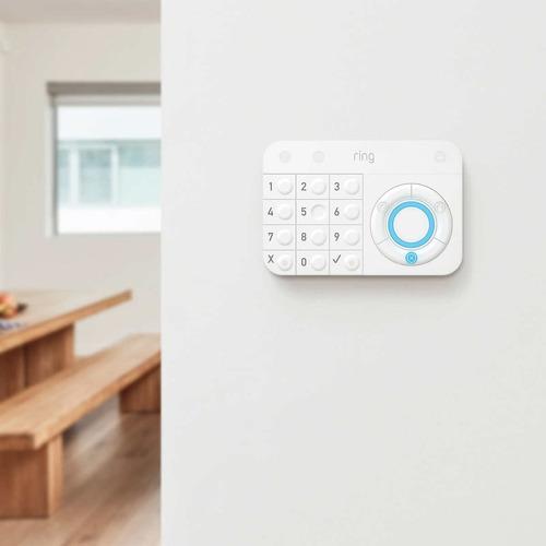 sistema alarma seguridad ring 10pz inalambrico wifi