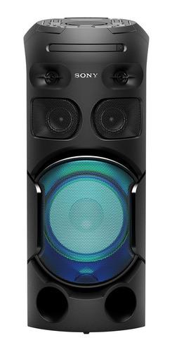 sistema audio sony de alta potencia y partylight- mhc-v41d
