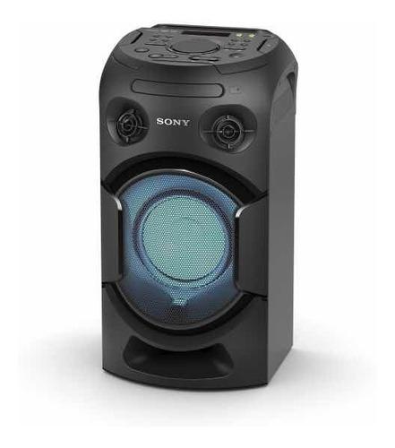 sistema audio sonymhc-v21d karaoke dvd bluetooh y mas