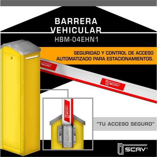 sistema automatizado estacionamientos - control acceso