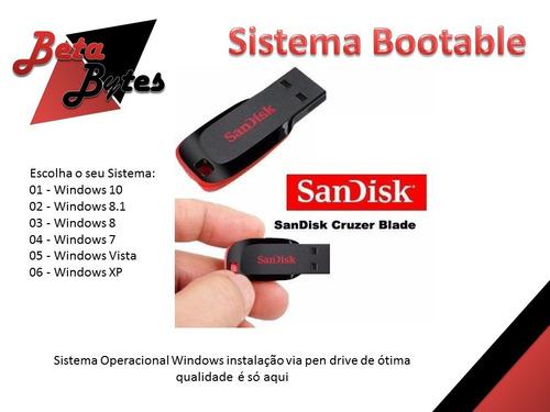 sistema bootable w betabytes