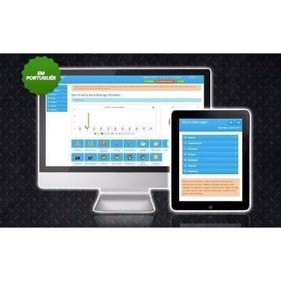 sistema comercial - controle de estoque e venda script php