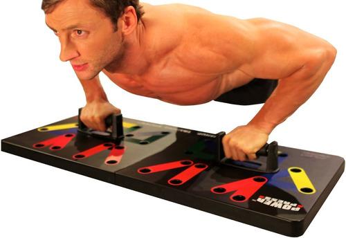 sistema completo entrenamiento para flexiones de brazos xmp