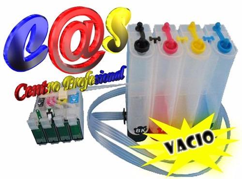 sistema continuo de tinta compatible 73n y 90n vacio