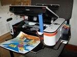 sistema continuo de tinta para toda impresora.hp,canon.