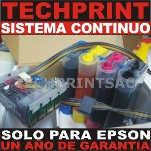 sistema continuo de tinta profesional t23 t24 tx105 tx115