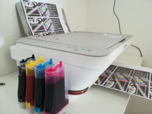 sistema continuo de tintas p/ impresoras venta e instalación