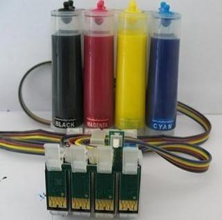 sistema continuo de tintas para tx-110 de epson