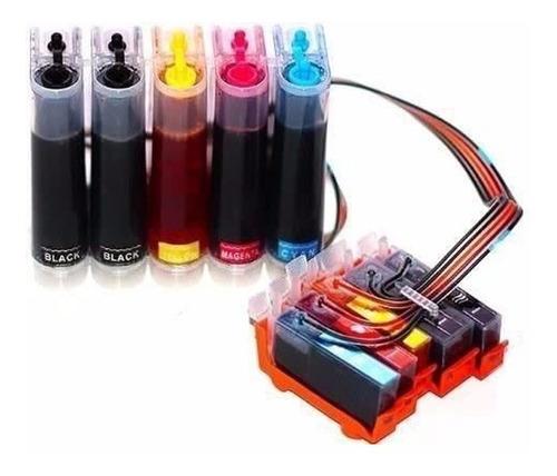sistema continuo para canon ip7210 con chip y tinta o c p