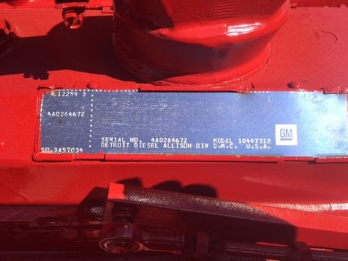 sistema contra incendios 2,500 gpm diesel nacional