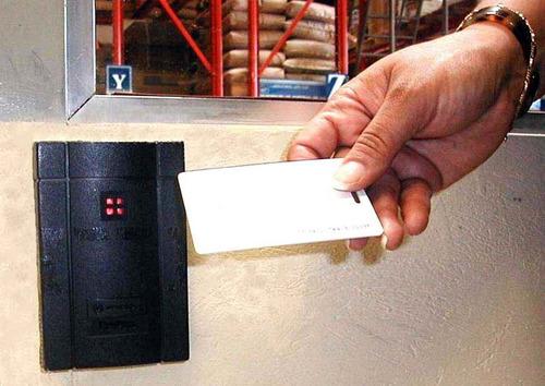 sistema control de acceso y asistencia. comercial e industri