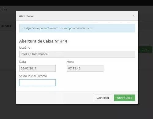 sistema controle de academia mensalidades php mysql