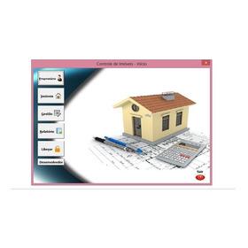 Sistema Controle Locações De Imóveis Feito Em Excel