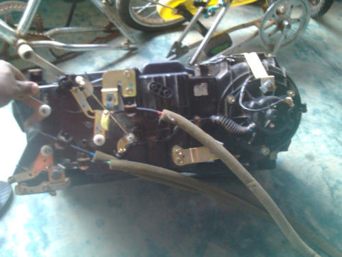 sistema de aire acondicionado aire ford 750