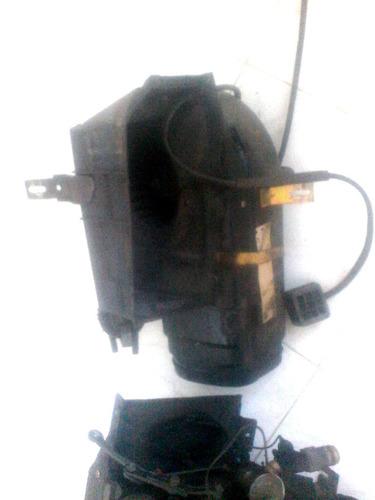 sistema de aire acondicionado mercedes benz w116 tiburon