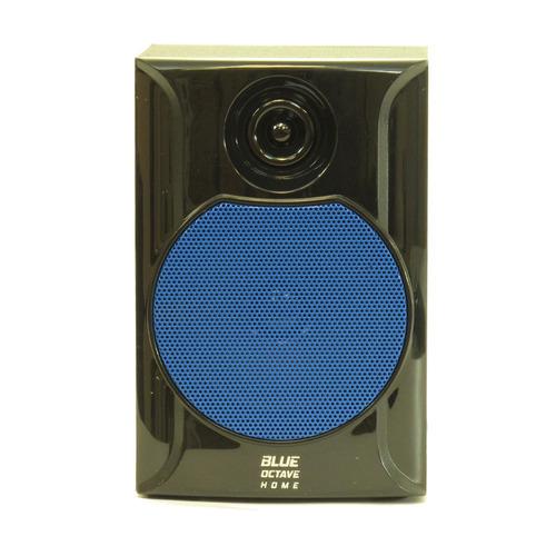 sistema de altavoces de cine en casa 5.1 octava azul b51