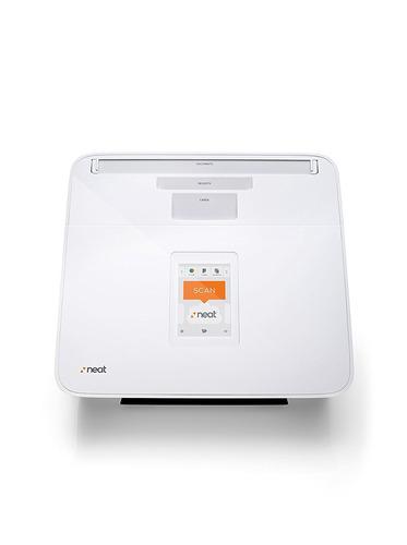 sistema de archivero digital y scanner the neat company