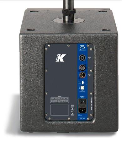 sistema de audio activo k-array kb1r 12¨