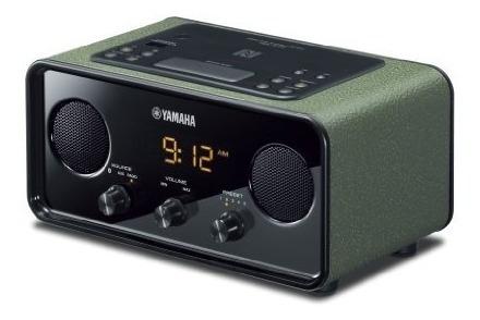sistema de audio de escritorio yamaha tsx-b72dgn (verde oscu