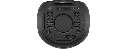 sistema de audio en casa de alta potencia con tecnología bl