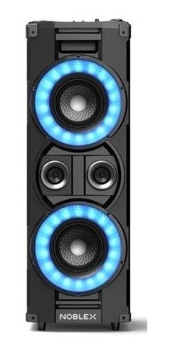 sistema de audio parlante inalámbrico noblex mnt950bt gtía