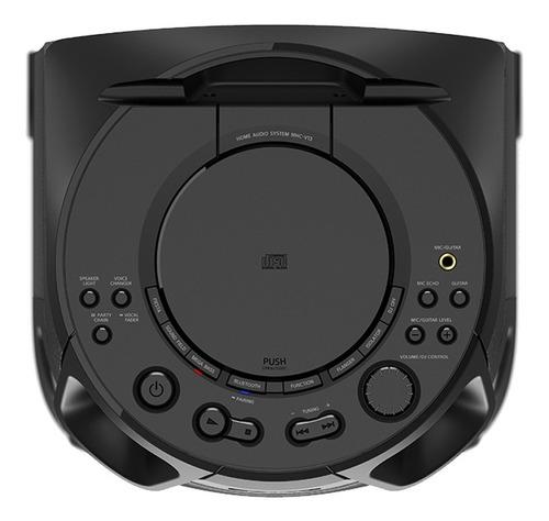 sistema de audio sony con bluetooth y karaoke - mhc-v13