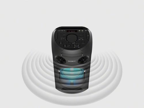 sistema de audio sony con bluetooth y karaoke - mhc-v21d