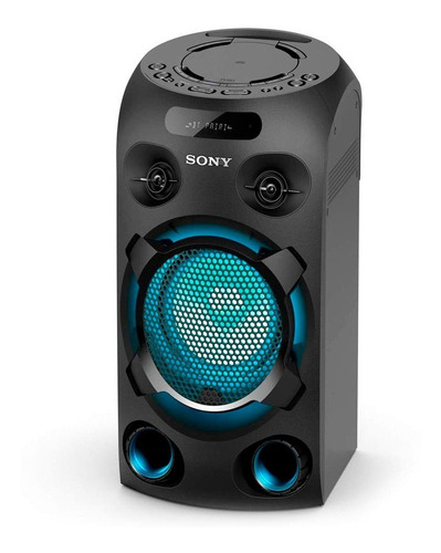 sistema de audio sony mhc-v02 negro