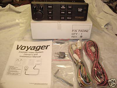 sistema de audio y video voyager modelo padin2 nuevo