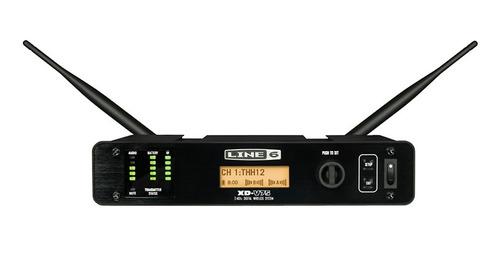 sistema de auriculares inalámbricos digitales line 6 xd-v75h