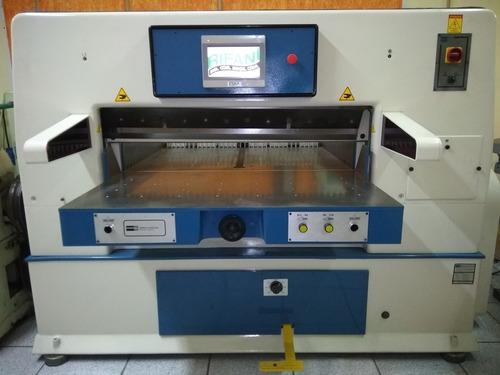 sistema de automação de guilhotinas de papel