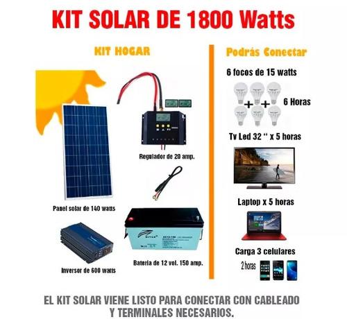 sistema de carga solar