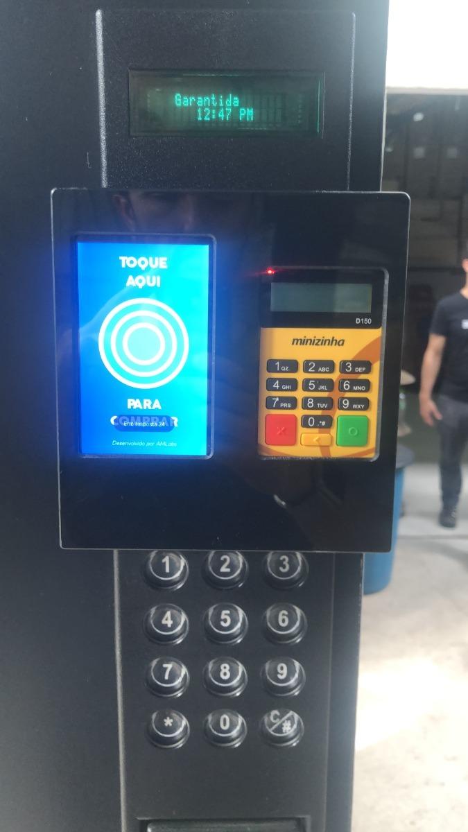 2648eee3d2f sistema de cartão para maquinas automáticas . refrigerante. Carregando zoom.