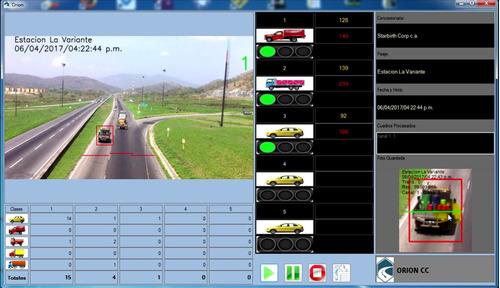 sistema de clasificacion de vehiculos por video para peajes