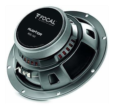 sistema de componentes focal rse-165 de 6-1 /2