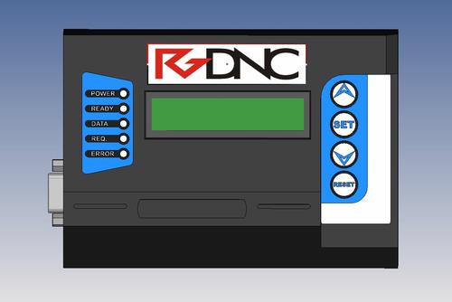 sistema de comunicação para máquinas cnc - rgdnc-p(online)